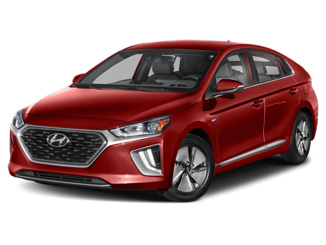 2021 Hyundai IONIQ Hybrid Vehicle Photo in Nashua, NH 03060