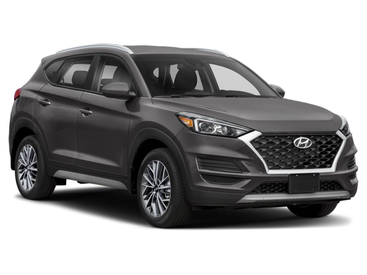 2021 Hyundai Tucson SEL FWD Aqua Blue Sport Utility. A ...