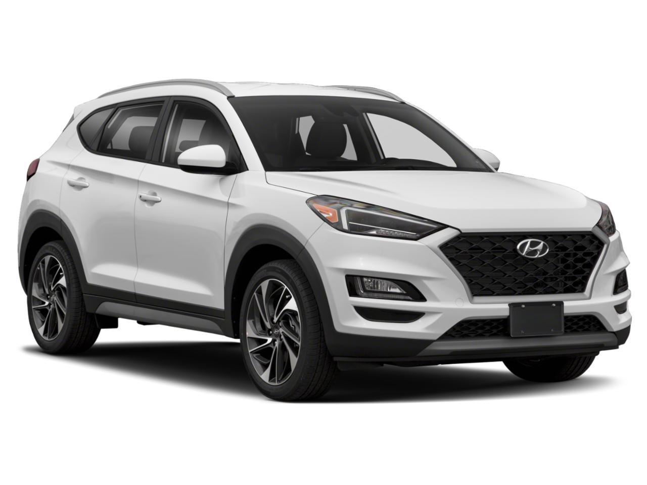 2021 Hyundai Tucson Sport FWD Aqua Blue 4D Sport Utility ...