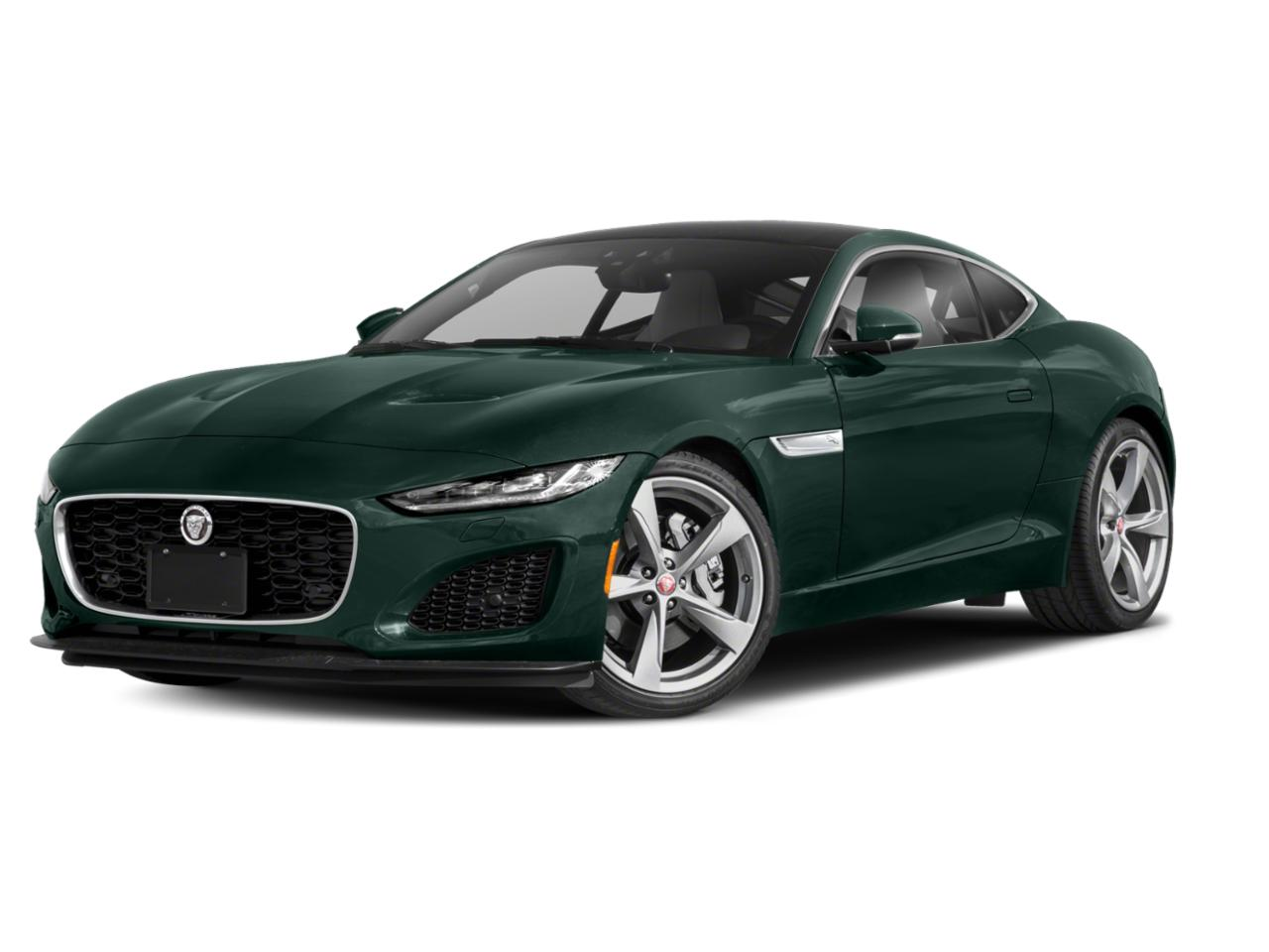 New 2021 Jaguar F-TYPE Indus Silver (With Photos) Coupe ...