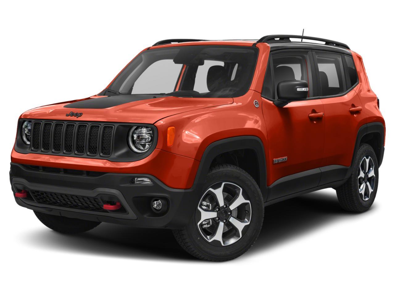 2021 Jeep Renegade Vehicle Photo in Oshkosh, WI 54901