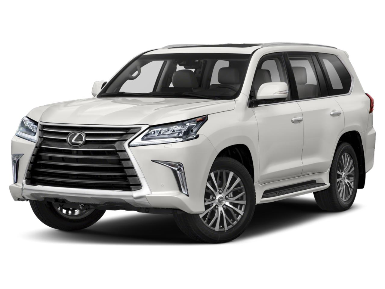 2021 Lexus LX 570 Vehicle Photo in Dallas, TX 75235