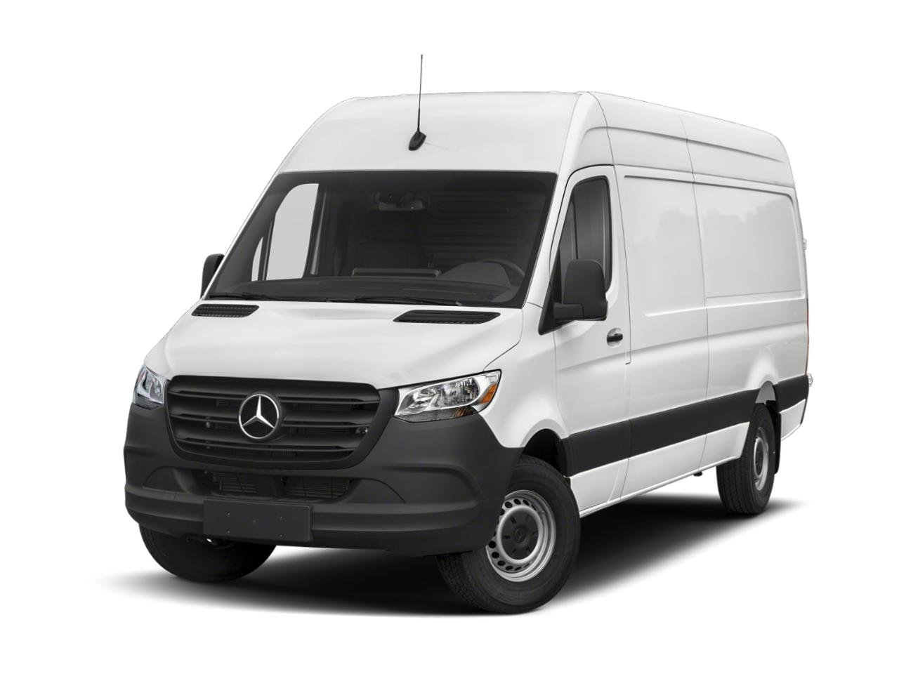 2021 Mercedes-Benz Sprinter Cargo Van Vehicle Photo in Houston, TX 77079