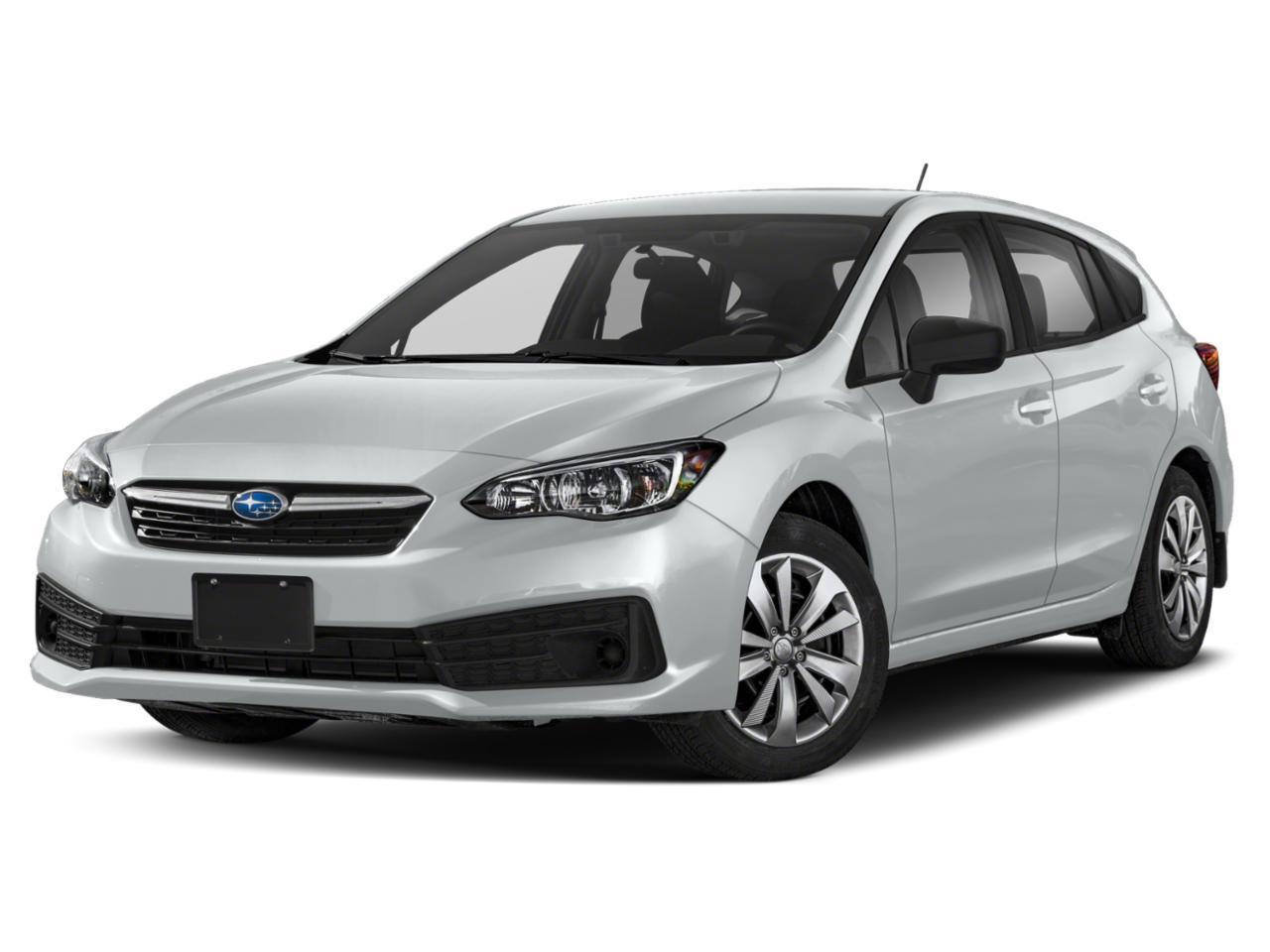2021 Subaru Impreza Vehicle Photo in Green Bay, WI 54304
