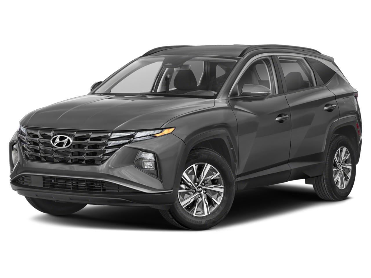 2022 Hyundai Tucson Hybrid Vehicle Photo in Nashua, NH 03060