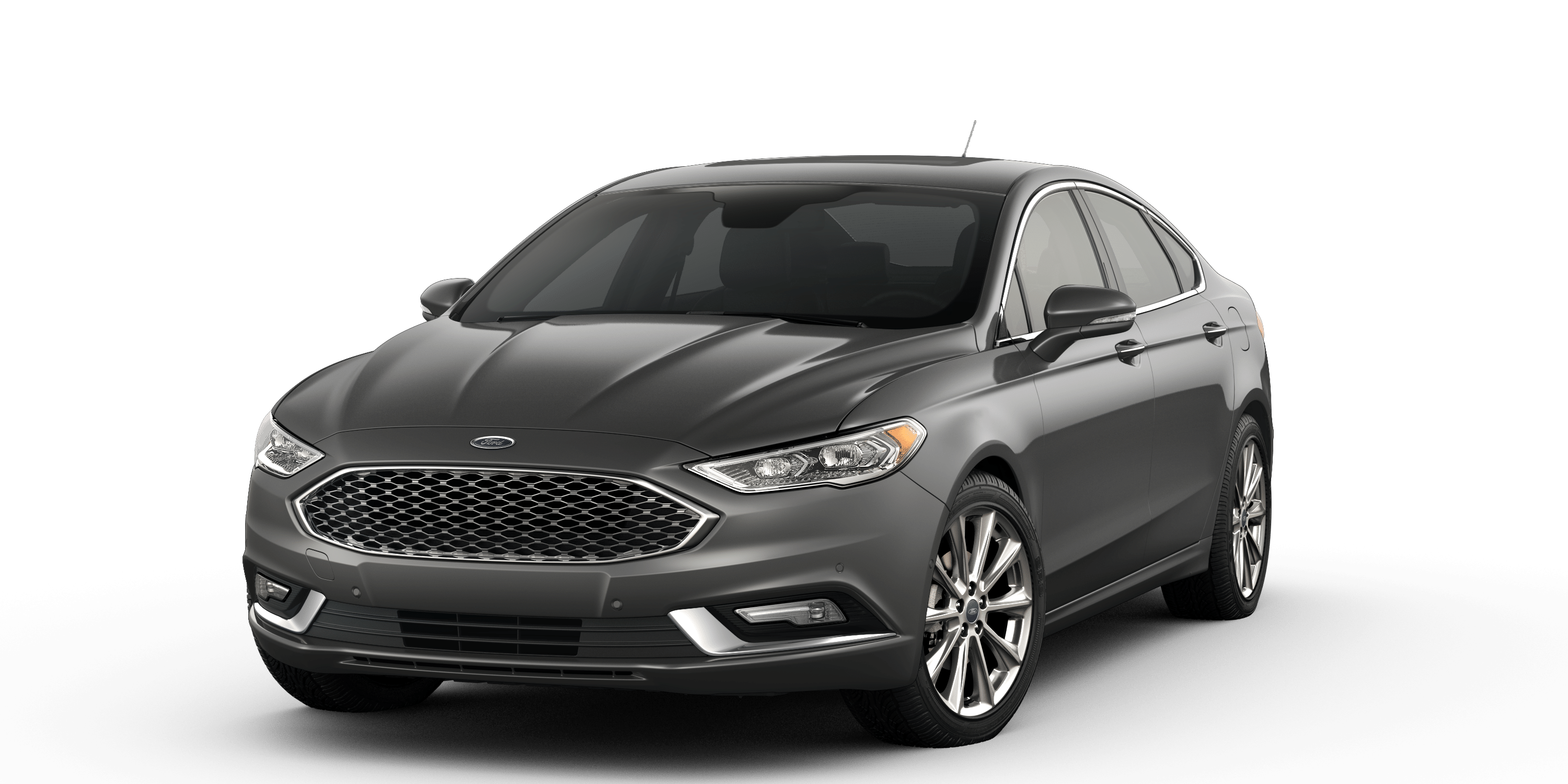 refreshed ford leads sport platinum fusion sedan lineup midsize
