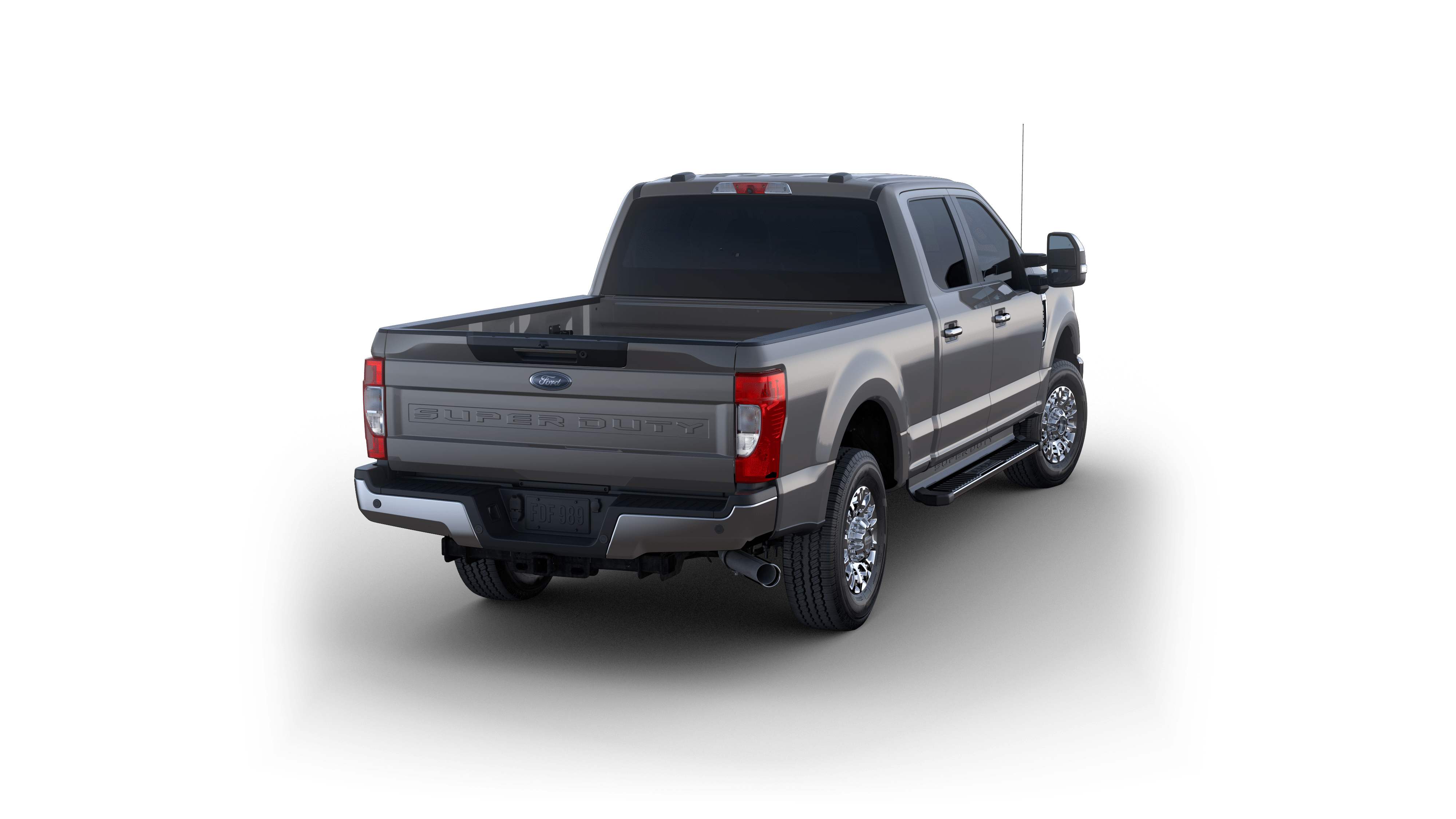 New Carbonized Gray Metallic 2021 Ford Super Duty F 250 Srw Xlt 4wd Crew Cab 6 75 Box For Sale At Platinum Ford In Terrell F210029