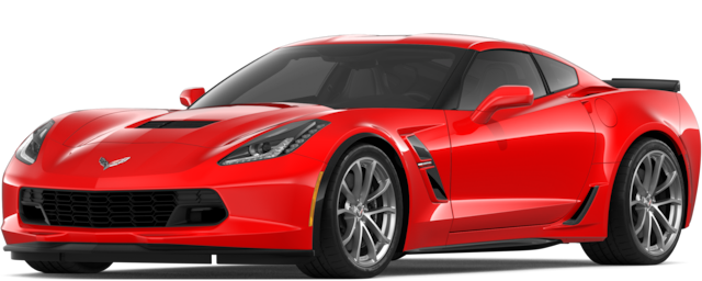 Chevrolet 2019 Corvette Grand Sport 2LT