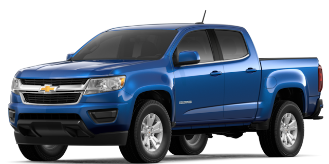 Chevrolet 2019 Colorado 4WD LT
