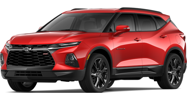 Chevrolet 2019 Blazer RS