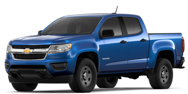 Chevrolet 2019 Colorado 4WD Work Truck