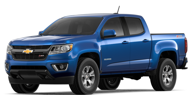 Chevrolet 2019 Colorado 4WD Z71