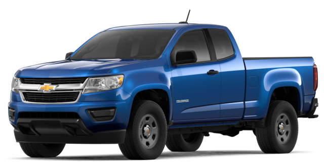 Chevrolet 2019 Colorado 2WD Base