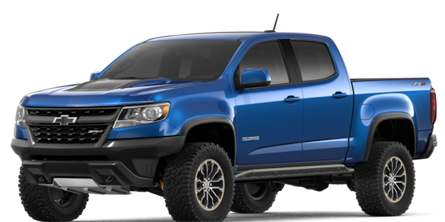 Chevrolet 2019 Colorado 4WD ZR2