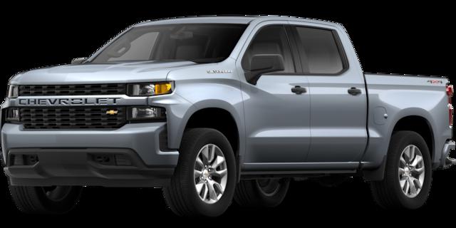 Chevrolet 2019 Silverado 1500 Custom