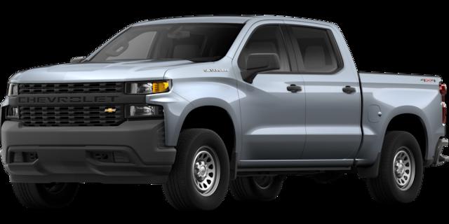 Chevrolet 2019 Silverado 1500 Work Truck