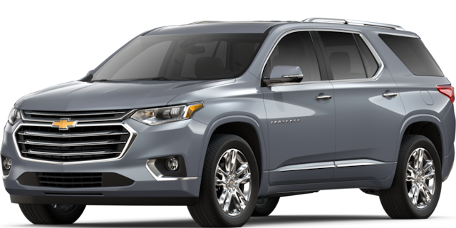 Chevrolet 2019 Traverse High Country