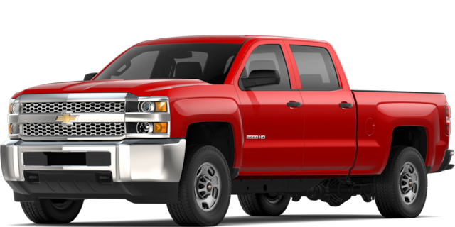 Chevrolet 2019 Silverado 2500HD Work Truck