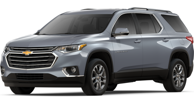 Chevrolet 2019 Traverse LT Cloth