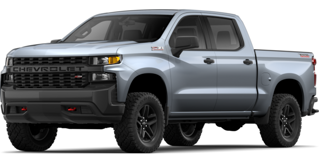 Chevrolet 2019 Silverado 1500 Custom Trail Boss