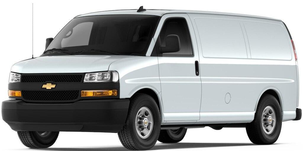 Chevrolet 2019 Express Cargo Van Standard