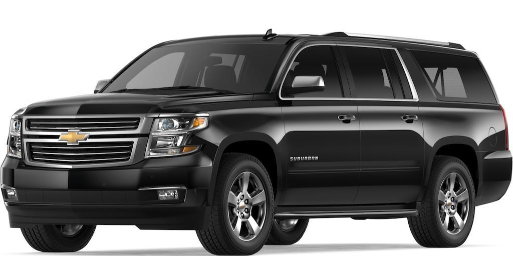 Chevrolet 2019 Suburban Premier