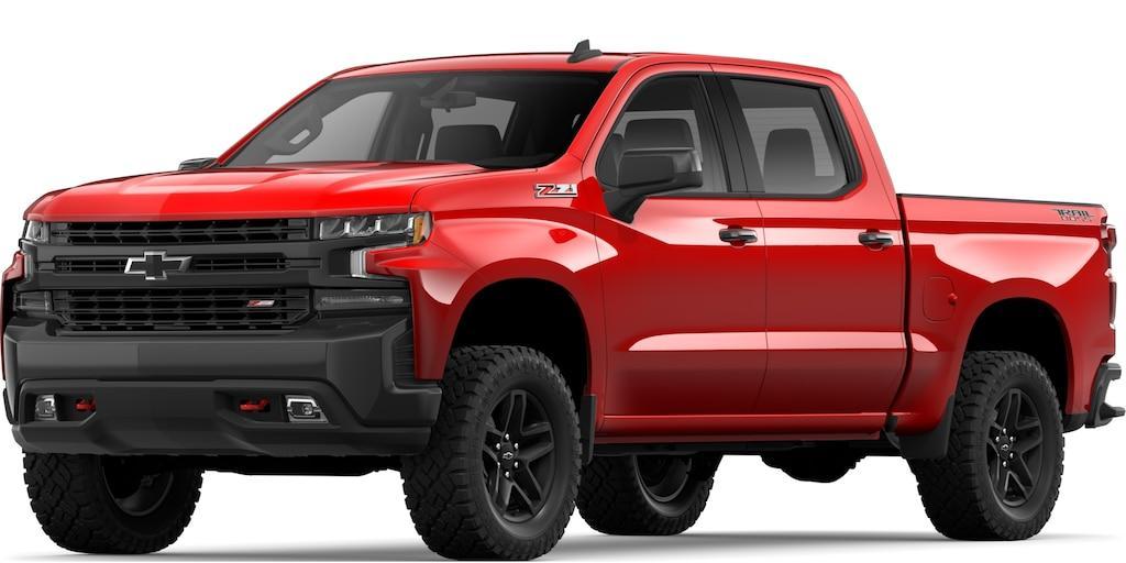 Chevrolet 2019 Silverado 1500 LD LT