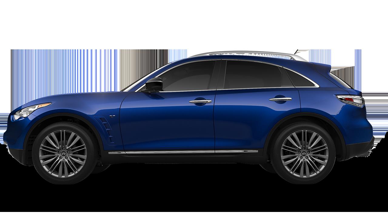 2017 INFINITI QX70 AWD SUV in Iridium Blue available in ...