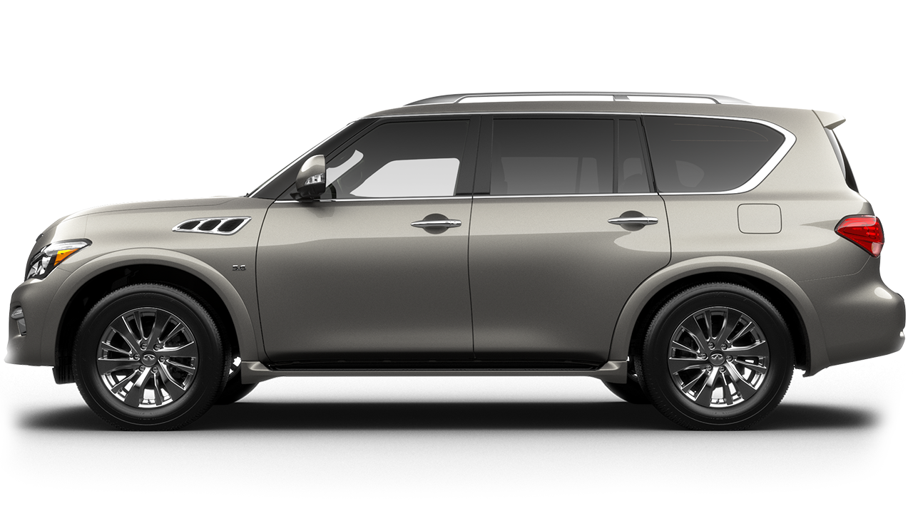 2017 INFINITI QX80 Vehicle Photo in Appleton, WI 54913