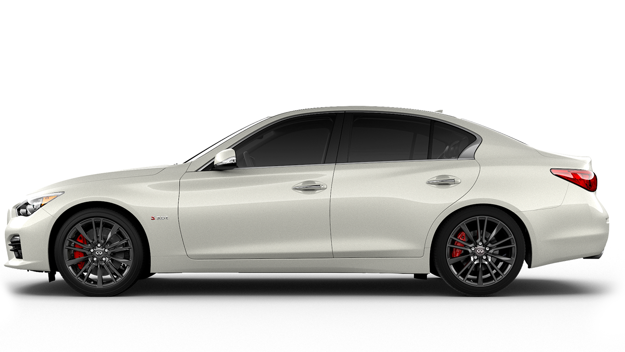 2017 infiniti q50 red sport 400 awd sedan in majestic white available in west chester pa at. Black Bedroom Furniture Sets. Home Design Ideas