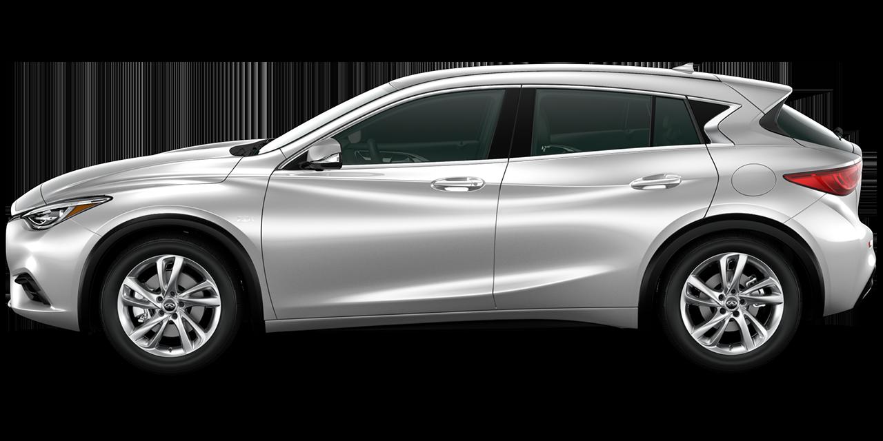 Luxury Vehicle: INFINITI QX30 San Francisco