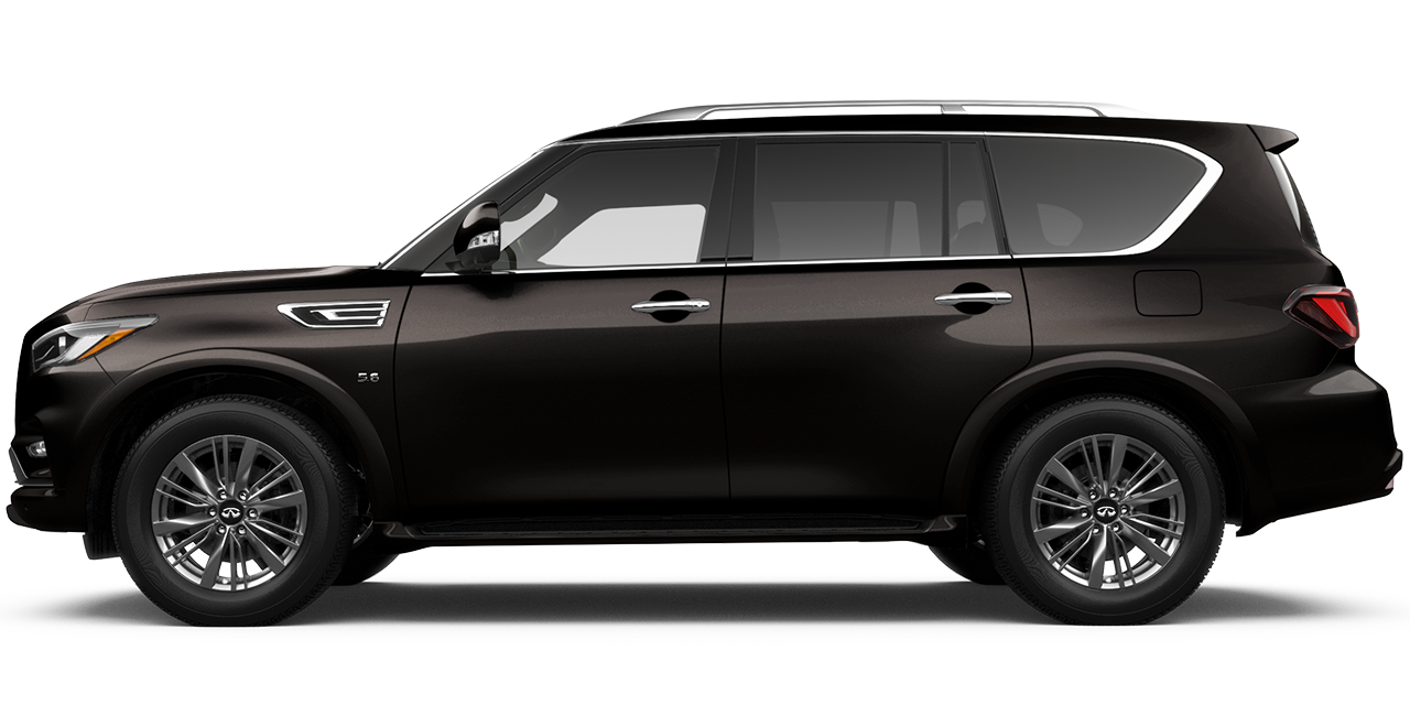 2018 INFINITI QX80 Vehicle Photo in Appleton, WI 54913