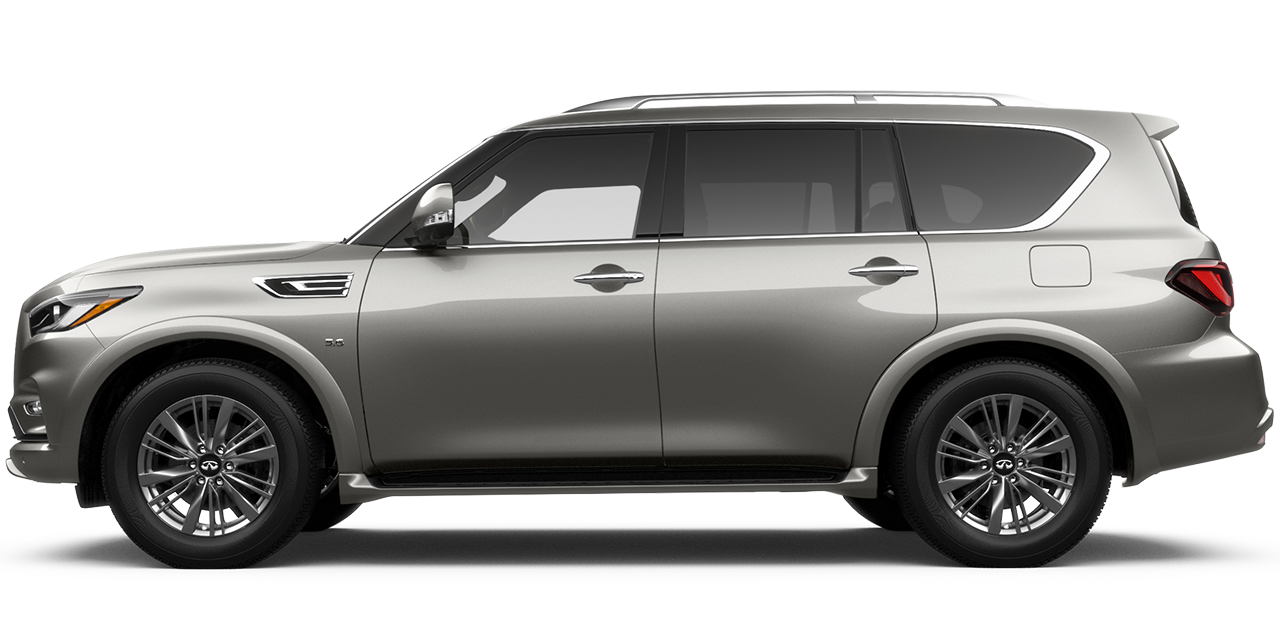 2018 INFINITI QX80 Vehicle Photo in Aurora, CO 80014
