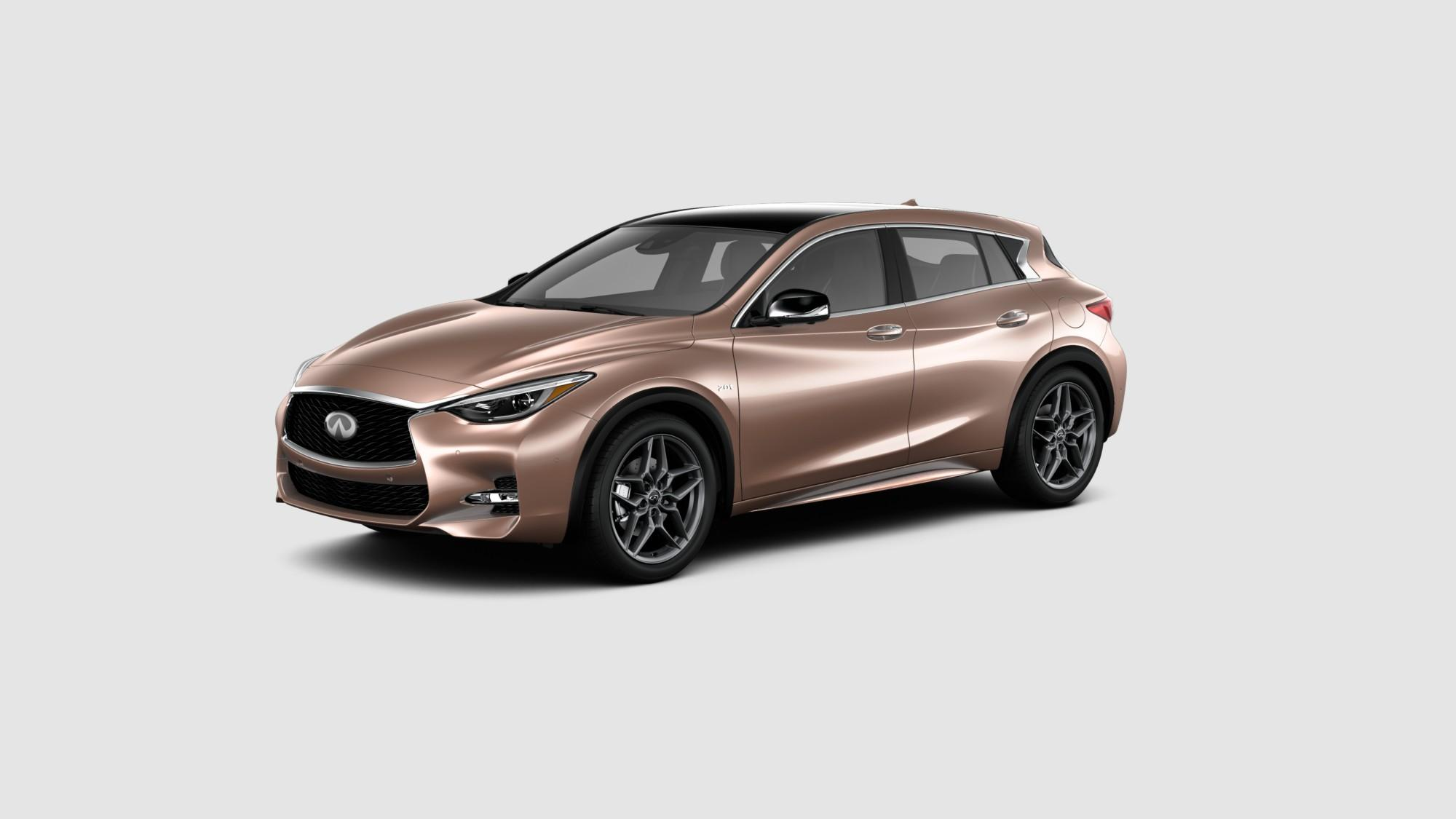 New INFINITI QX30 from your Nampa, ID dealership, BRONCO