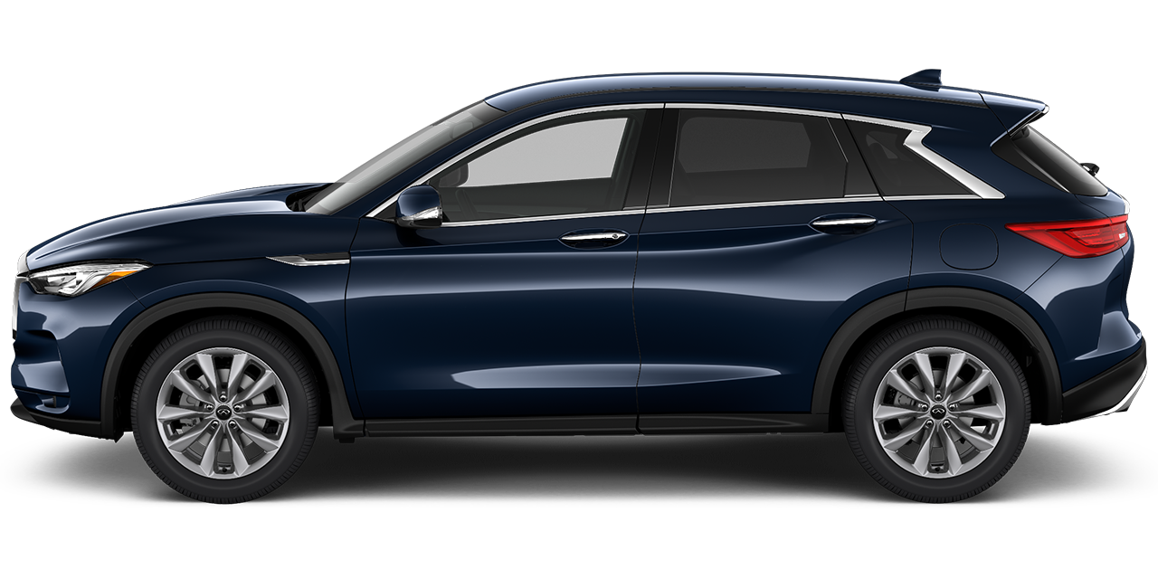 a 2017 infiniti qx50 in bethesda md dealer jim coleman infiniti black obsidian awd 4d sport. Black Bedroom Furniture Sets. Home Design Ideas