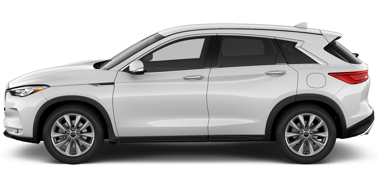 Qx50 For Sale >> Lunar White 2019 INFINITI QX50 in San Antonio, TX - VIN: 3PCAJ5M18KF103821