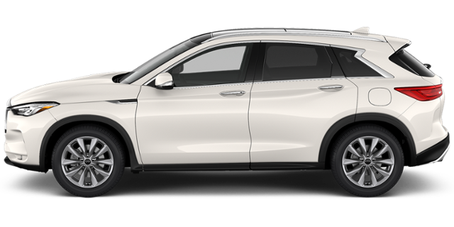 Tulsa Majestic White 2019 INFINITI QX50 New Suv for Sale KF