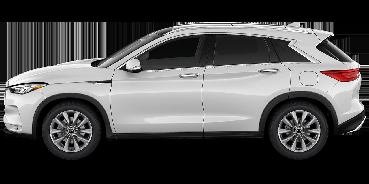 Suv for Sale: New 2018 INFINITI QX30 Majestic White in ...