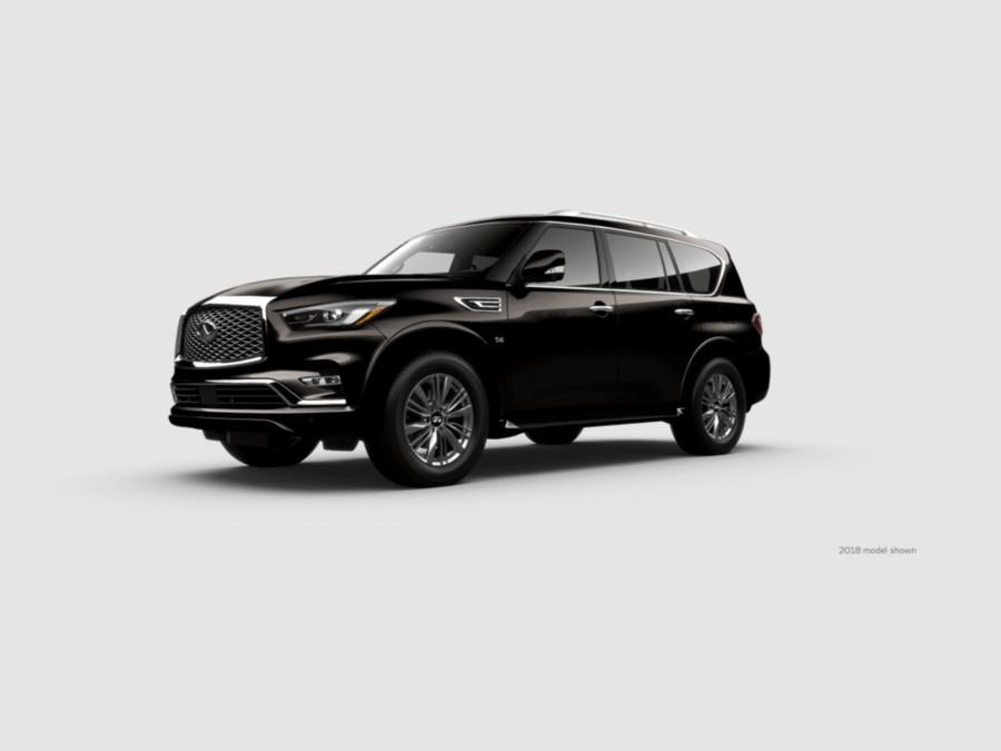 2019 INFINITI QX80 Vehicle Photo in Houston, TX 77090