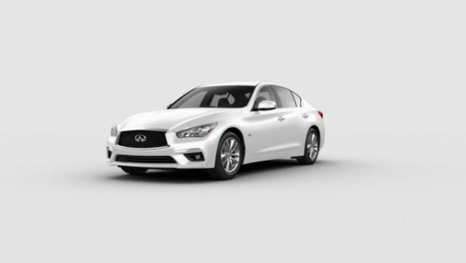 New INFINITI Q50 from your Elkhorn, NE dealership, INFINITI