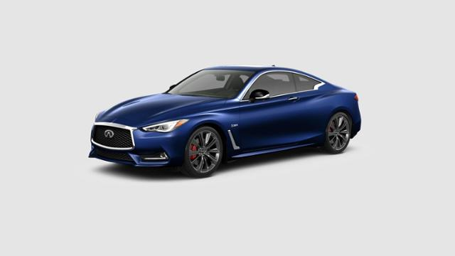 New 2019 Infiniti Q60 Red Sport 400 Awd