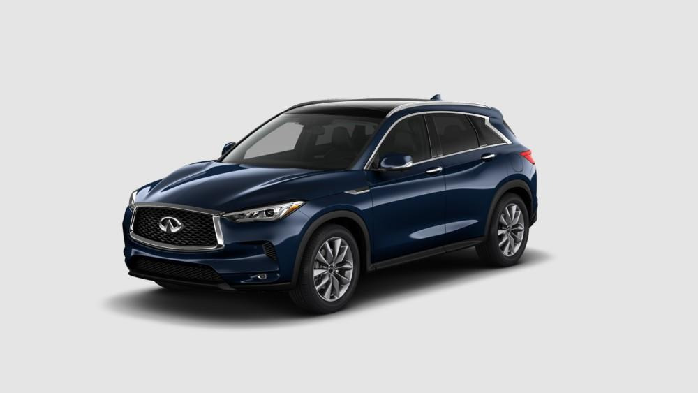 2020 INFINITI QX50 Vehicle Photo in Appleton, WI 54913