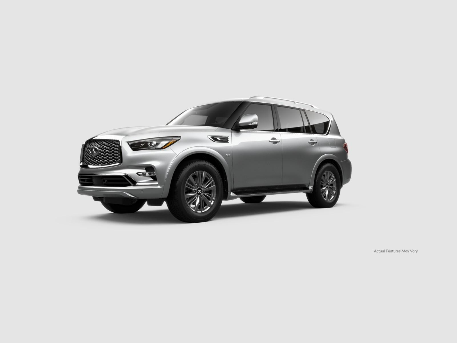 2020 INFINITI QX80 Vehicle Photo in Fort Worth, TX 76132