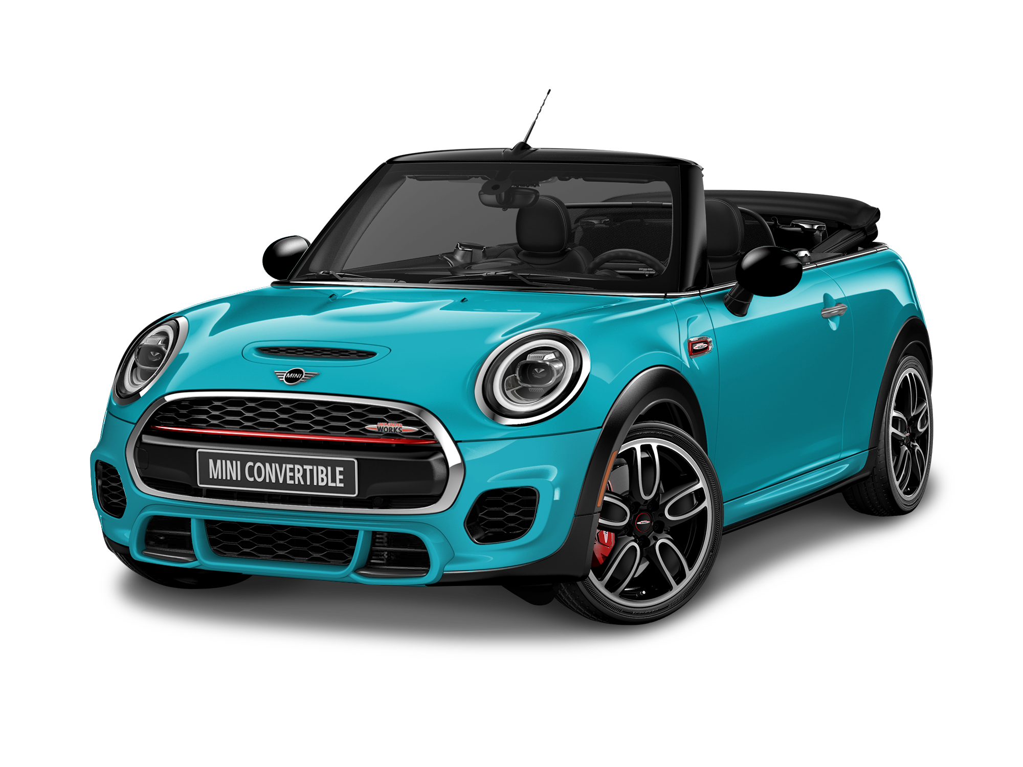 2019 MINI John Cooper Works Convertible Iconic Vehicle Photo in Appleton, WI 54913