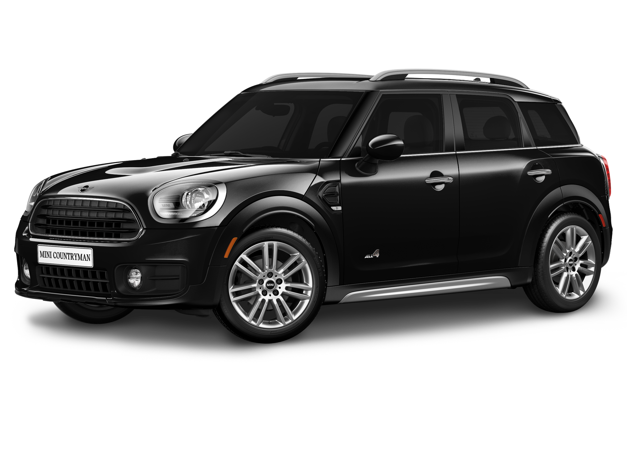 2019 MINI Cooper Countryman ALL4 Signature Vehicle Photo in Anchorage, AK 99501