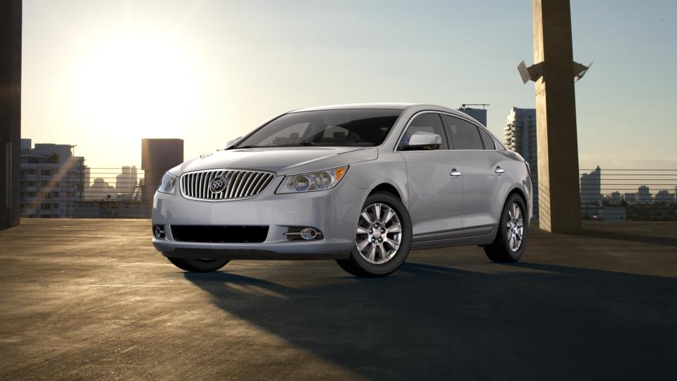 2012 Buick LaCrosse Vehicle Photo in Manhattan, KS 66502