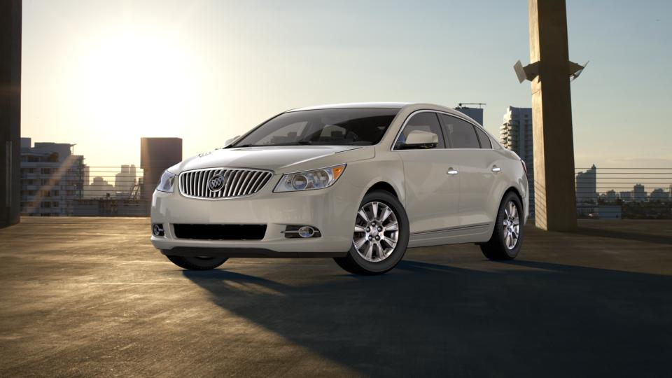 2012 Buick LaCrosse Vehicle Photo in Dover, DE 19901