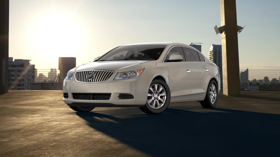 2012 Buick LaCrosse photo du véhicule à Val-d'Or, QC J9P 0J6