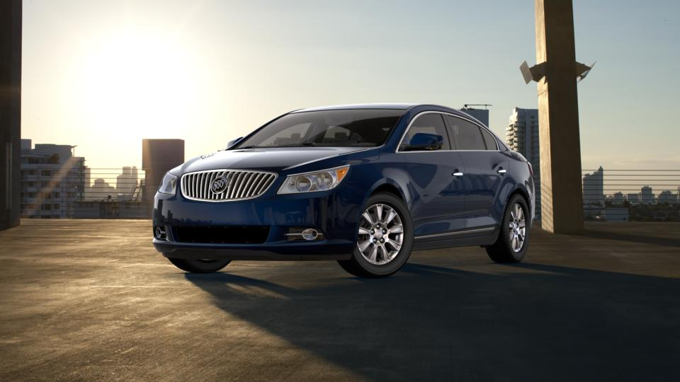 2012 Buick LaCrosse Vehicle Photo in Fishers, IN 46038