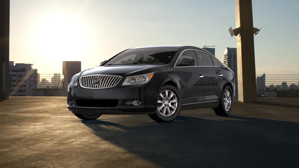 2012 Buick LaCrosse Vehicle Photo in Minocqua, WI 54548